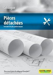 Catalogue Pièces Détachées 2019