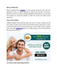 Buy Vidalista 20 | Vidalista 20 Online & Get 20% OFF