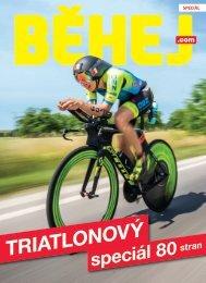 Běhej.com Triatlonový speciál 2019