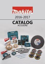 Makita - Catalog - Accesorii 2016-2017 (RO)