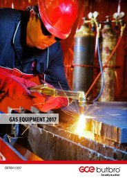 GCE - Gas Equipment Industrial Catalogue - 2017 (EN)