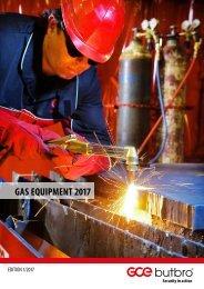GCE - Gas Equipment Industrial Catalogue - 2017 (EN)