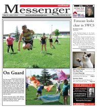Southwest Messenger - May 19th, 2019