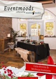 Gala-Events und Weihnachtsfeiern - Eventmoods 19-01