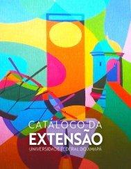 Catálogo da Extensão  Universidade Federal do Amapá