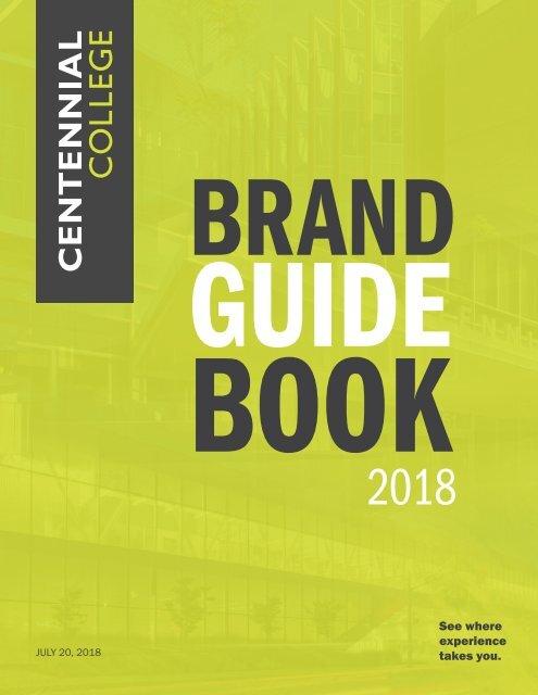 1 - BRAND BOOK [2018 August]