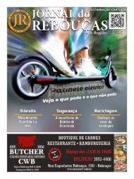 Jornal do Rebouças - Edição 52 - Maio/2019