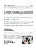 YSPI Sponsorship Opportunities 2020 - Page 7