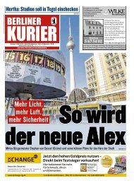 Berliner Kurier 17.05.2019
