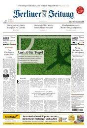 Berliner Zeitung 17.05.2019