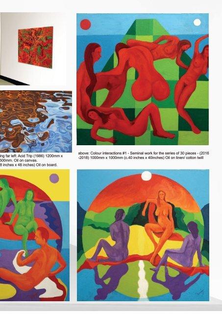 painters TUBES magazine. Free on line Art gallery