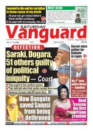 18052019 - REVEALED:How Dangote saved Sanusi from being dethroned