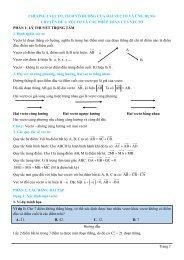 Bộ chuyên đề đột phá lấy điểm 8,9,10 môn Toán ôn thi THPTQG từ lớp 10, 11, 12 (Có lời giải) Phần 2 Hình học