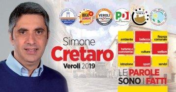 SIMONE CRETARO SINDACO