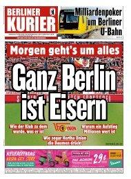 Berliner Kurier 18.05.2019