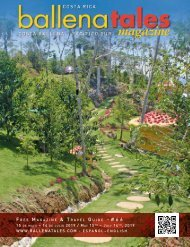 South Pacific Costa Rica Travel Guide and Magazine #66