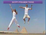 Egypt Pyramid Tours