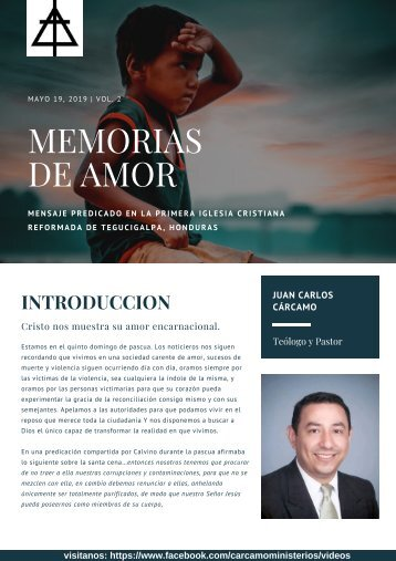 MEMORIAS DE AMOR