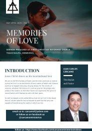 Memories of love (2)