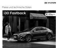 i30 Fastback TD Stand März 2019