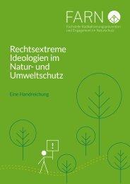Rechtsextreme Ideologien im Natur- und Umweltschutz