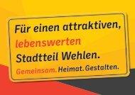 Kommunalwahl Bernkastel-Kues - Kandidaten Stadtteil Wehlen