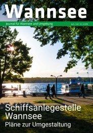 Wannsee Journal Juni/Juli 2019