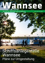 Wannsee Journal Juni/Juli 2019