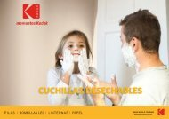 Maquinillas desechables Kodak