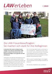 LAWerleben - 1|2019