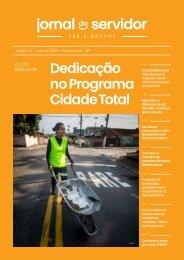 Jornal do Servidor - Praia Grande | Ed. 12 | Maio 2019