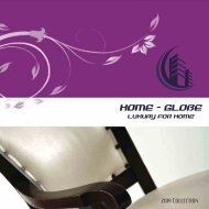 HOME GLOBE 2019 CHAIR & TABLE CONCEPT
