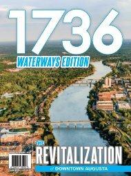 1736  Waterways Edition, Spring 2019