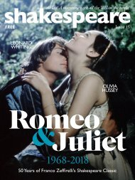Shakespeare Magazine 15