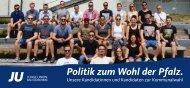 JU Perspektive DÜW zur Kommunalwahl 2019