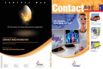 Life Sciences Neue Wege mit PLM - bei Dassault Systemes