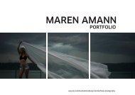 Maren Amann (Model-Portfolio)