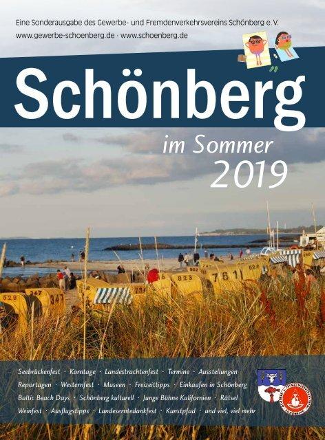 Schönberg im Sommer 2019
