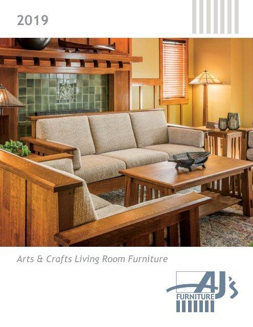 AJs Furniture 2019 Catalog