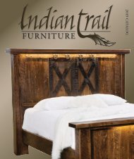 2019 Indian Trail Furniture Catalog