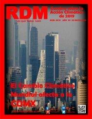 El Cambio Climático Mundial Afecta a la CDMX