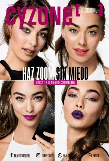 Cyzone - Haz zoom sin miedo