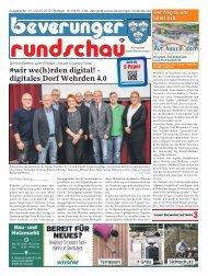 Beverunger Rundschau 2019 KW 21