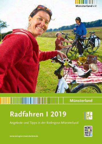 Katalog Radfahren im Münsterland 2019