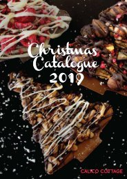 Calico Cottage Christmas Catalogue 2019