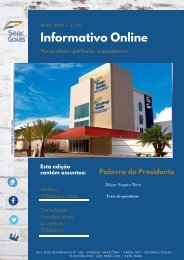 Informativo Online - Modelo 3
