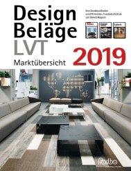 Designbeläge:LVT 2019