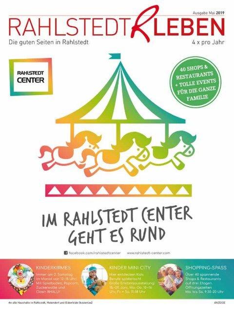 Rahlstedter Leben Mai 2019