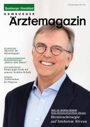 Hamburger Ärztemagazin Mai 2019