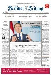 Berliner Zeitung 21.05.2019
